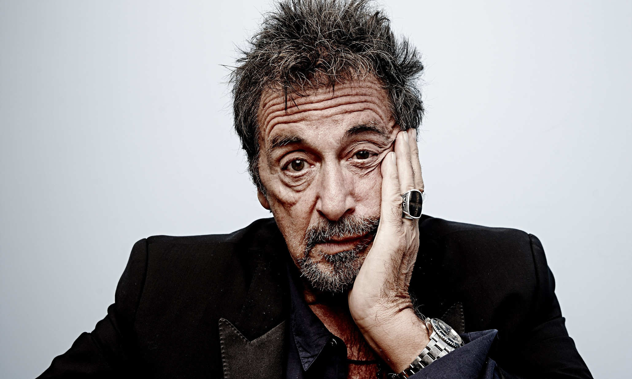 Al Pacino  It s never ...