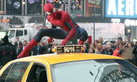 Animated Spider-Man movie on the way from Lego Movie team