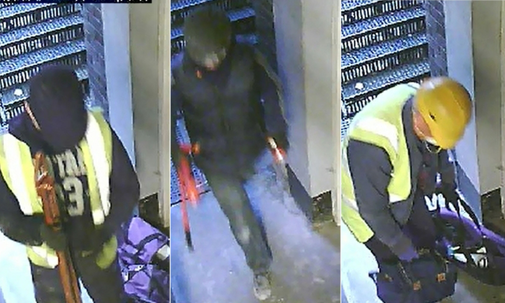Hatton Garden jewellery heist: police appeal to partners ...
