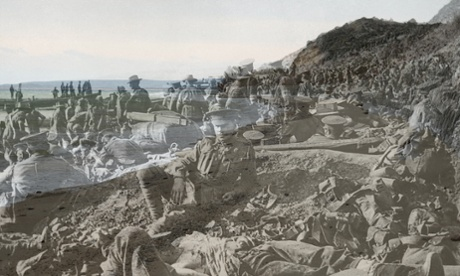What happened at Gallipoli?