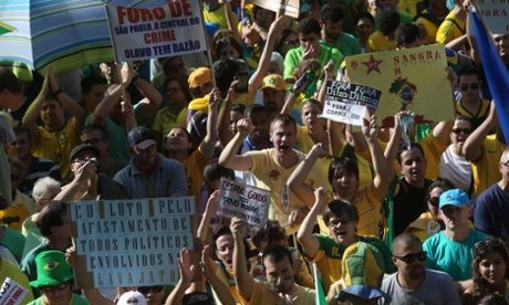 Brazil activists to walk 600 miles for 'free markets, lower taxes and privatisation'