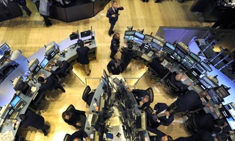 UK 'flash crash' trader had links to establishment figures