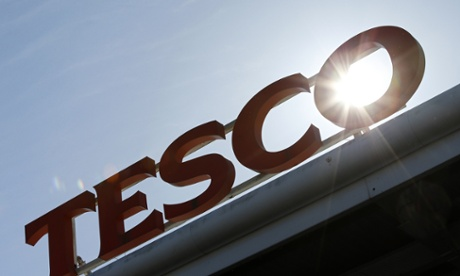 Tesco hires brand director to turn around scandal-plagued image
