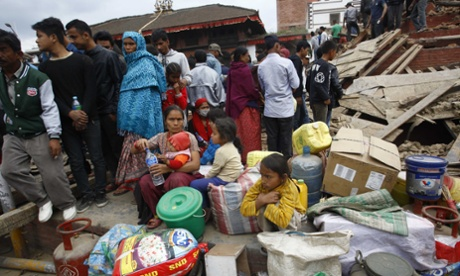 Nepal earthquake: US to send disaster response team and $1m in aid