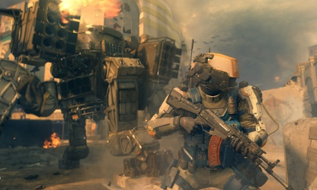 Call of Duty: Black Ops 3 introduces co-op campaign and cyber-soldiers