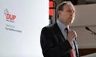 DUP deputy leader Nigel Dodds