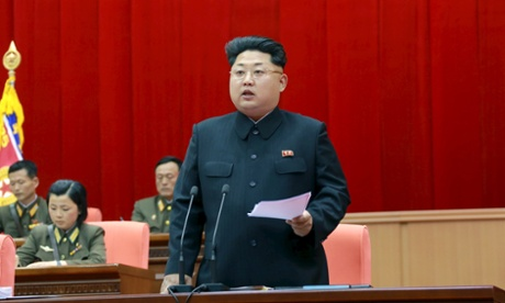 North Korea accused of upping 'material support' for terrorism