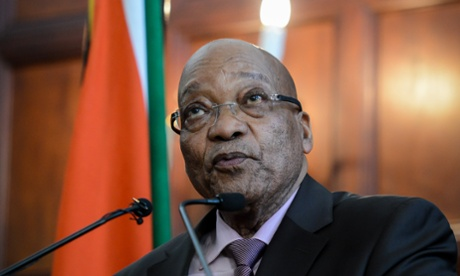 'South Africa is not a xenophobic nation': a letter from Jacob Zuma