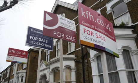 Just 43 homes on the market affordable for first-time buyers in London