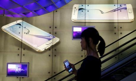 Samsung back on top as world's biggest smartphone manufacturer