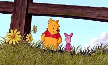 Winnie the Pooh: bear of little brain walks again