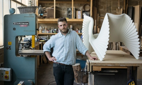 Into the wood: meet the modern carpenters