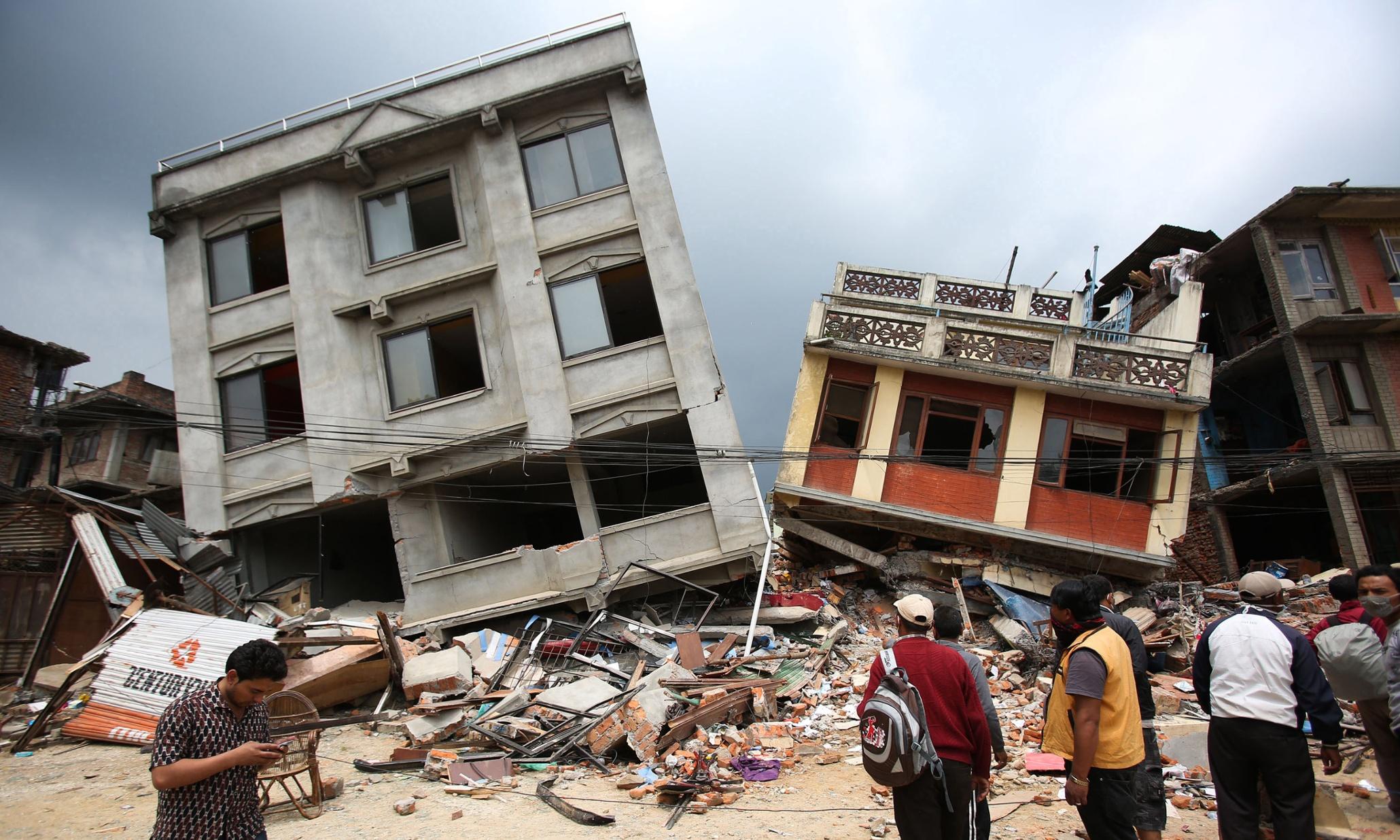 Nepal Earthquake A Disaster That Shows Quakes Don T Kill