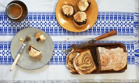 Ruby Tandoh's cinnamon bake recipes