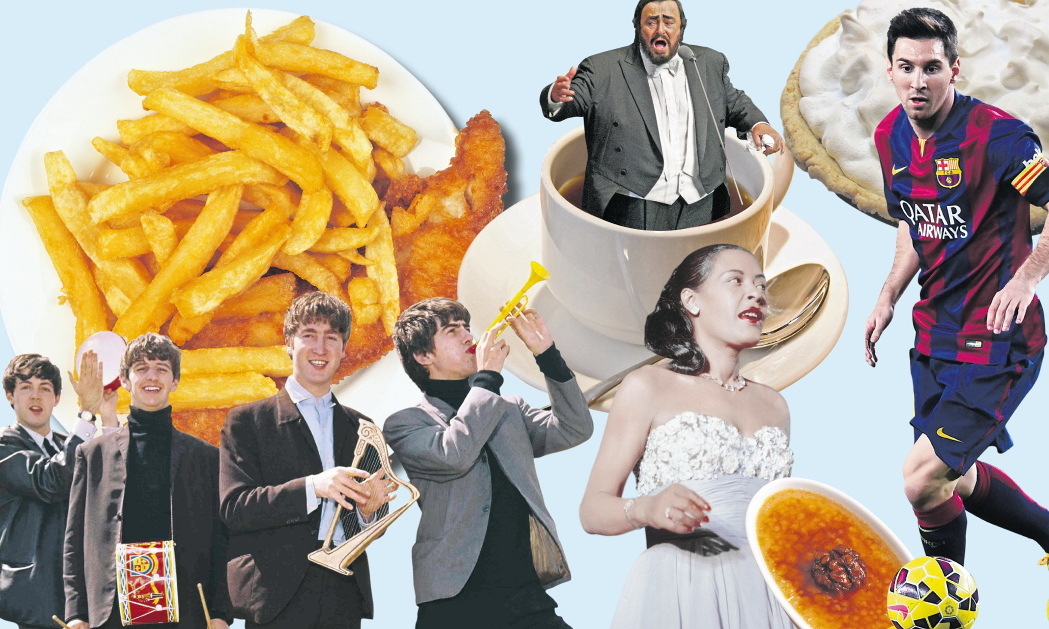 Melody on the menu: how a sprinkle of Mozart might give your meal zing