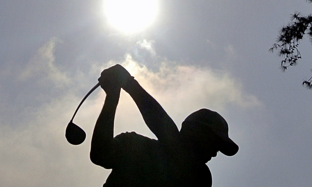 Tiger woods may judge success in masters as making the cut