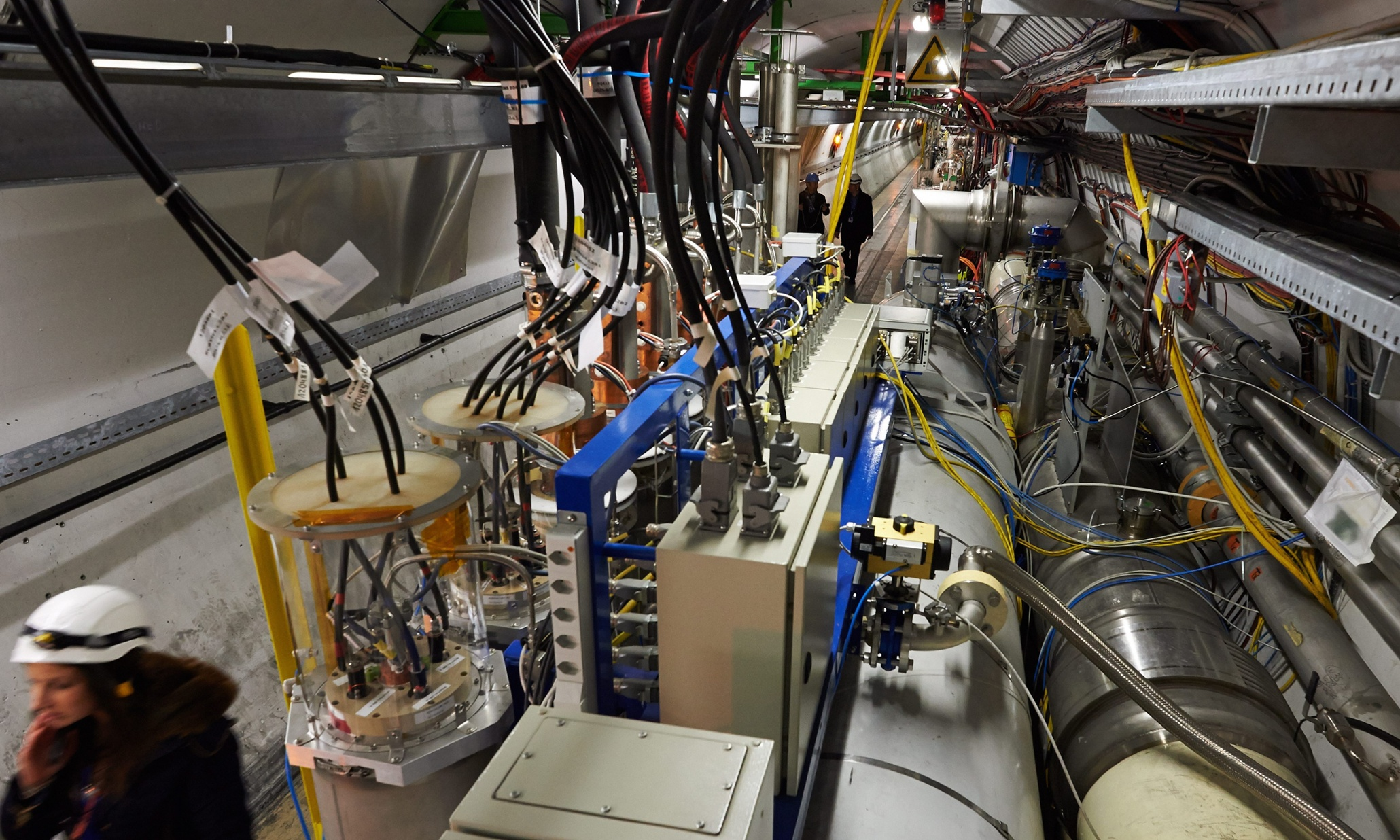 Cern restarts Large Hadron Collider with mission to make scientific history