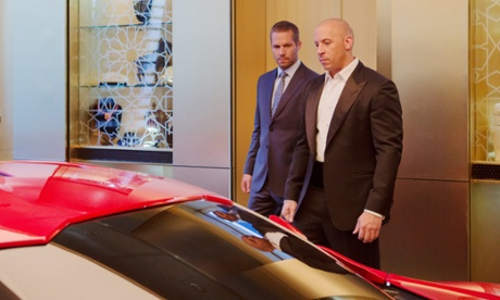 Fast and Furious 7 delivers record-breaking US opening weekend