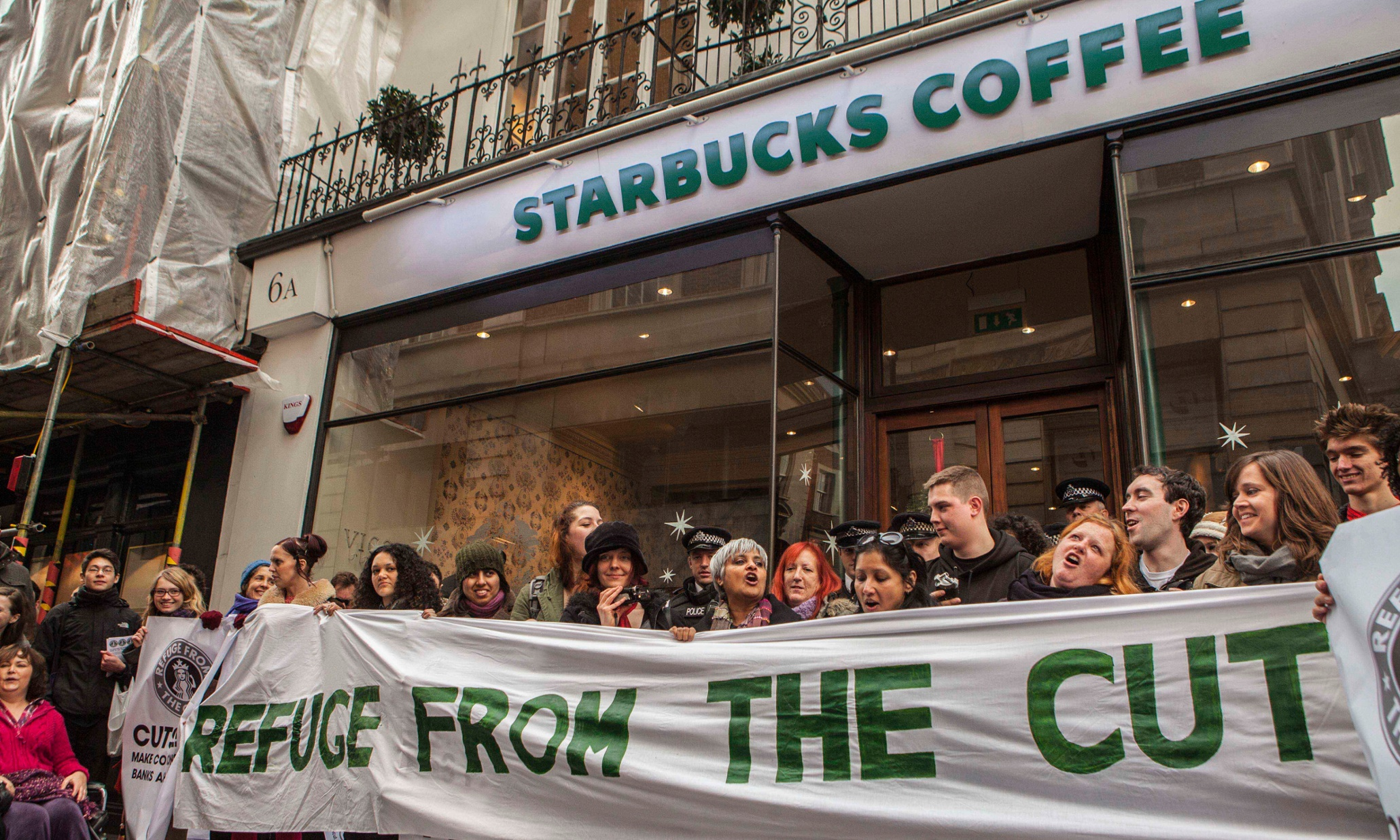 Starbucks and Harris + Hoole share the dregs in ethical coffee rankings