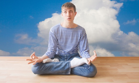 Meditation sweeps corporate America, but it's for their health. Not yours