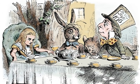 10 things you didn't know about Alice in Wonderland