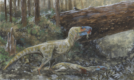 Tyrannosaur combat - new evidence of clashes between titans