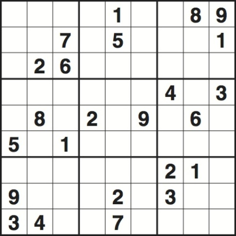 Lucrative image intended for medium sudoku printable