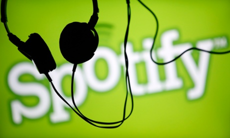 Spotify financial results show struggle to make streaming music profitable