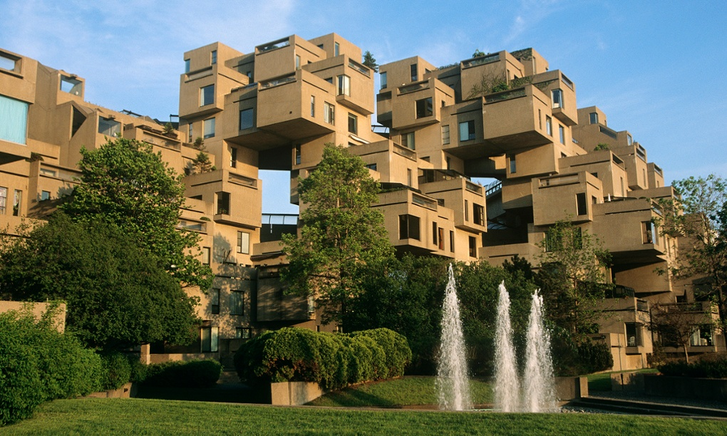 Habitat 67 montreal 39 s 39 failed dream 39 a history of cities in 50 buildings day 35 cities for Construction habitat