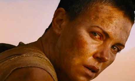 Mad Max: Fury Road review – Tom Hardy is a macho Mr Bean in brilliantly pimped reboot