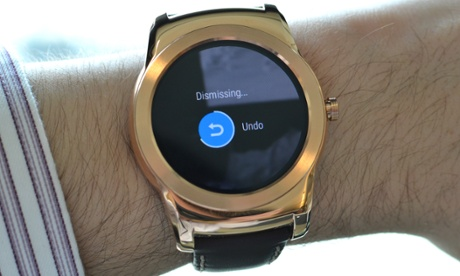 Android Wear 5.1 مراجعة