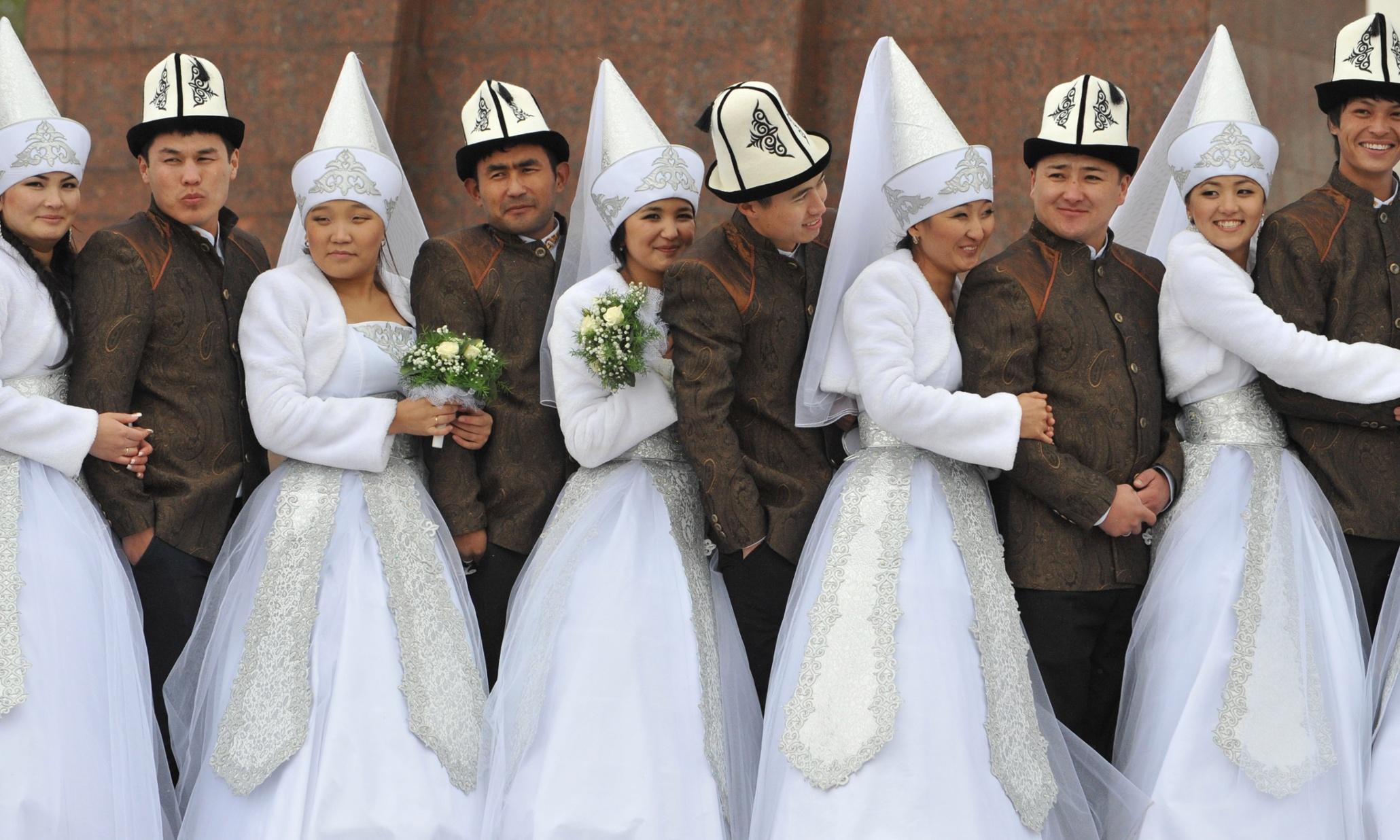 The sex school breaking taboos in Kyrgyzstan
