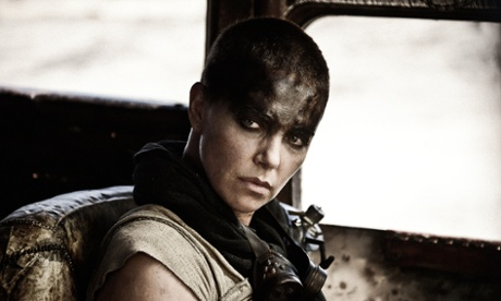 Charlize Theron: 'Women will survive the apocalypse'