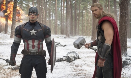 Spooks in hot pursuit of Avengers at the UK box office