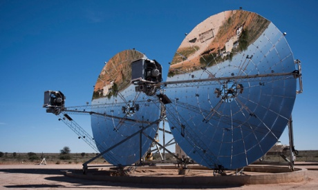 Could this be the world's most efficient solar electricity system?