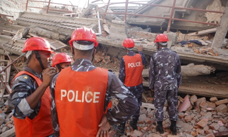 Dozens killed as devastated Nepal suffers another strong earthquake