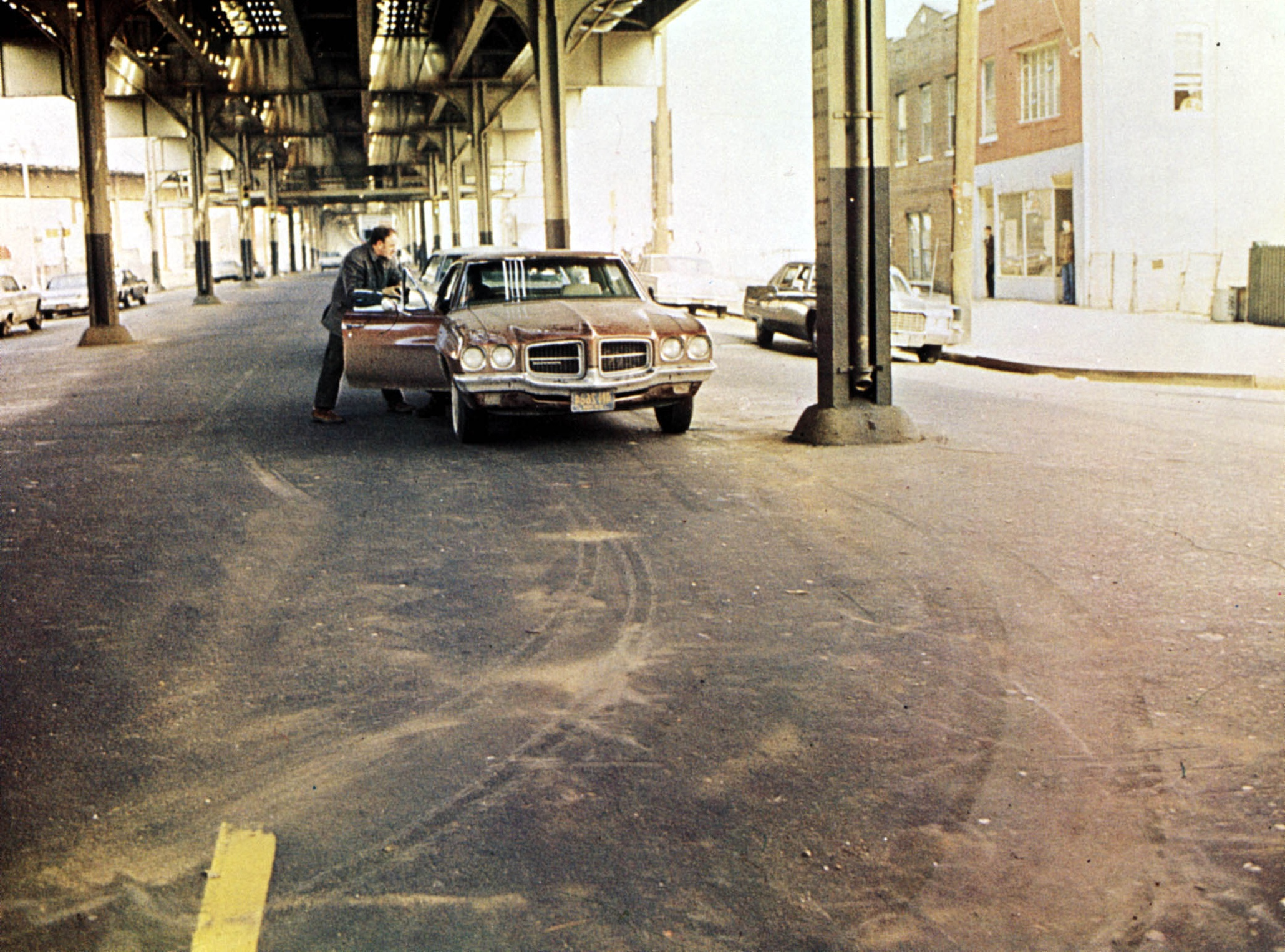 Goodfellas to Ghost: a movie scout's favourite New York City film locations – in pictures