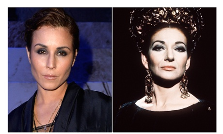 Noomi Rapace to play Maria Callas in tale of Aristotle Onassis affair