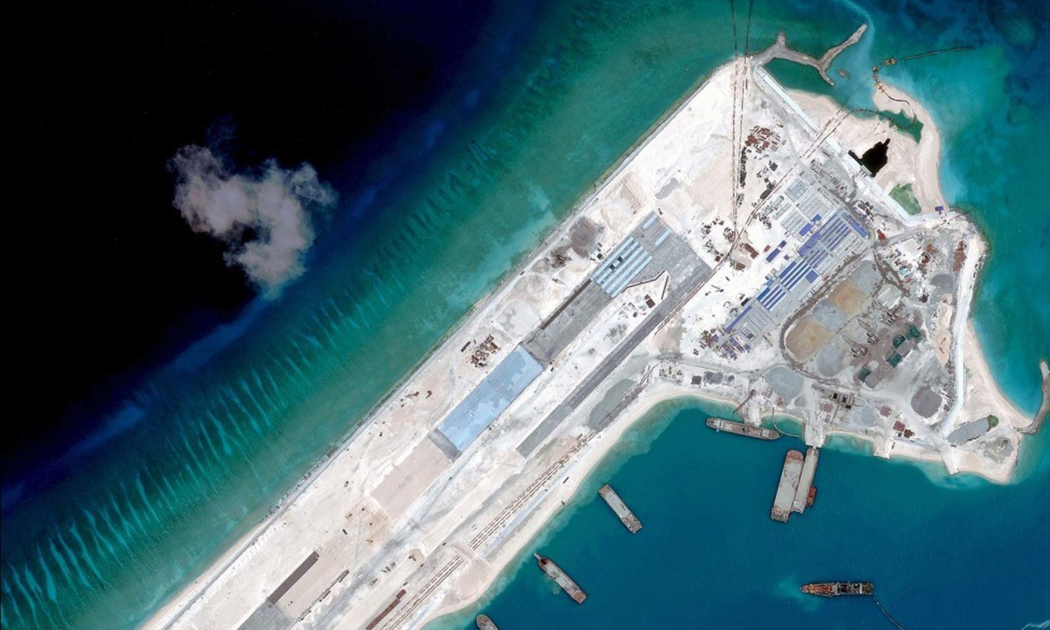 China urges caution from US over South China Sea disputes