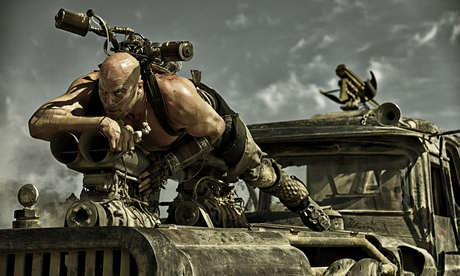 Mad Max: Fury Road review – beware of battle fatigue