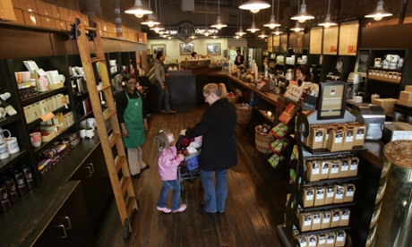 The layout and decor of the Pike Place branch is largely as it was when Starbucks first launched in 1971.