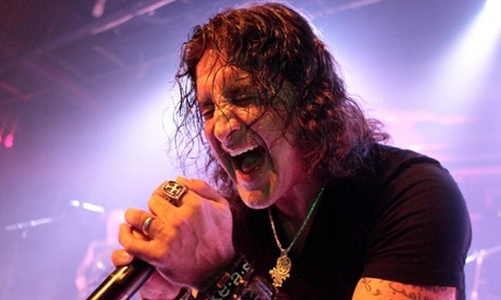 Creed's Scott Stapp says he's 'lucky to be alive' after breakdown caused by drug abuse