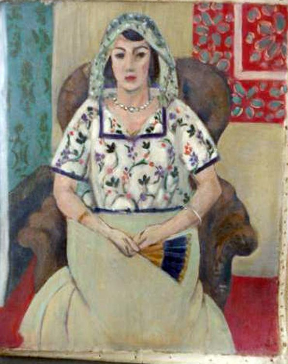 Jewish Art Dealer S Family To Recover Matisse Painting