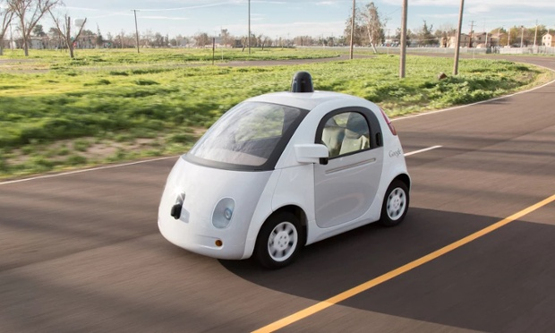 Google to begin testing purpose-built self-driving cars on public roads