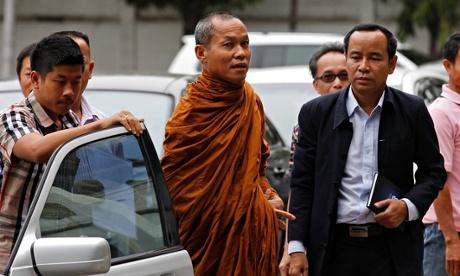 Hardliner tries to reform Thailand's Buddhist monks behaving badly