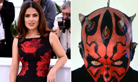 The big trend from Cannes 2015? Star Wars-inspired fashion – in pictures