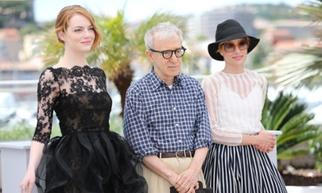 Woody Allen: agreeing to make Amazon TV series was 'a catastrophic mistake'