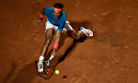 Rafael Nadal suffers more clay woe at hands of Stan Wawrinka in Italy