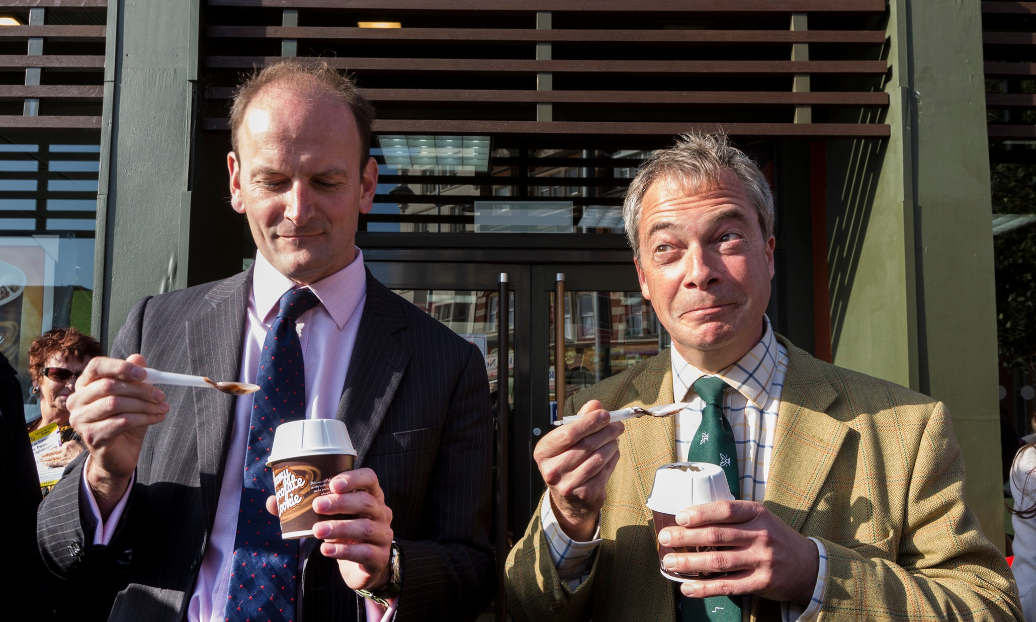 Ukip's only MP joins calls for Farage to step down