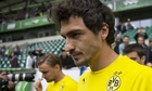 Dortmund's defender Mats Hummels is reported to be  on the wish-list of Manchester United